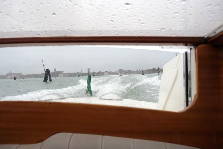 水上タクシーからの眺望3