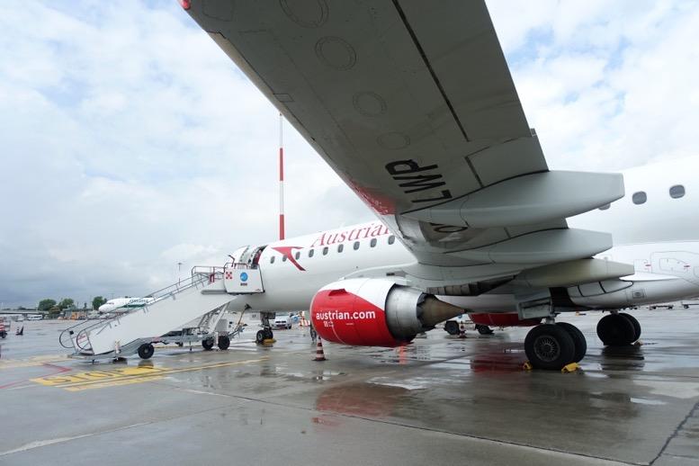 オーストリア航空:優先搭乗2