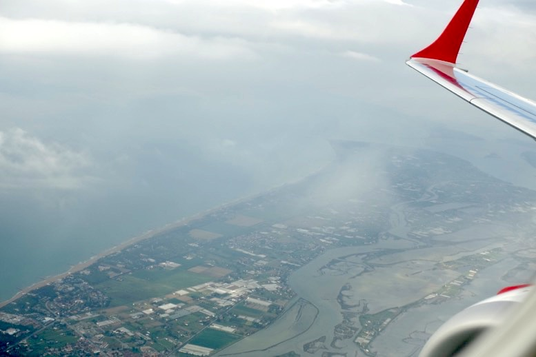 オーストリア航空:機内の雰囲気と座席(シート)3