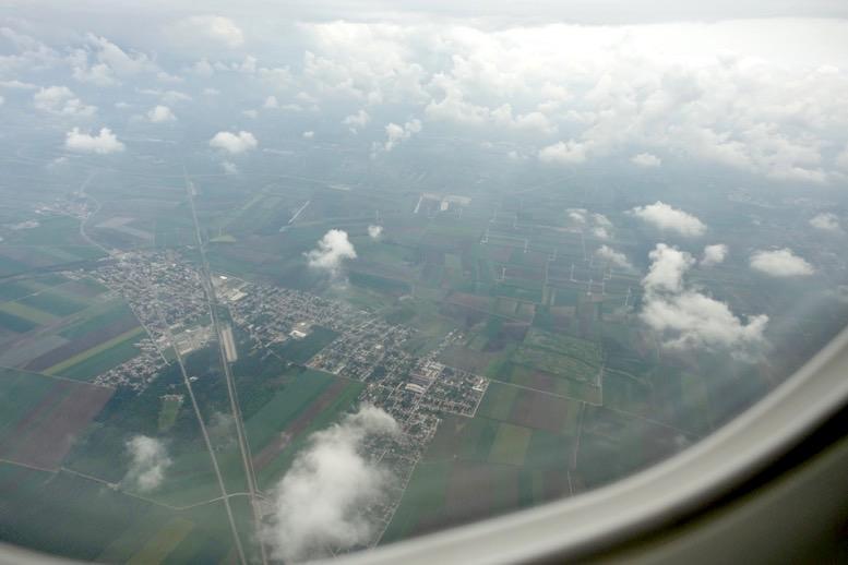 オーストリア航空:機内食とドリンク3