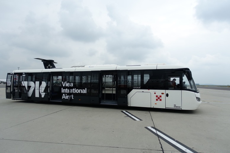 オーストリア航空:機内食とドリンク6