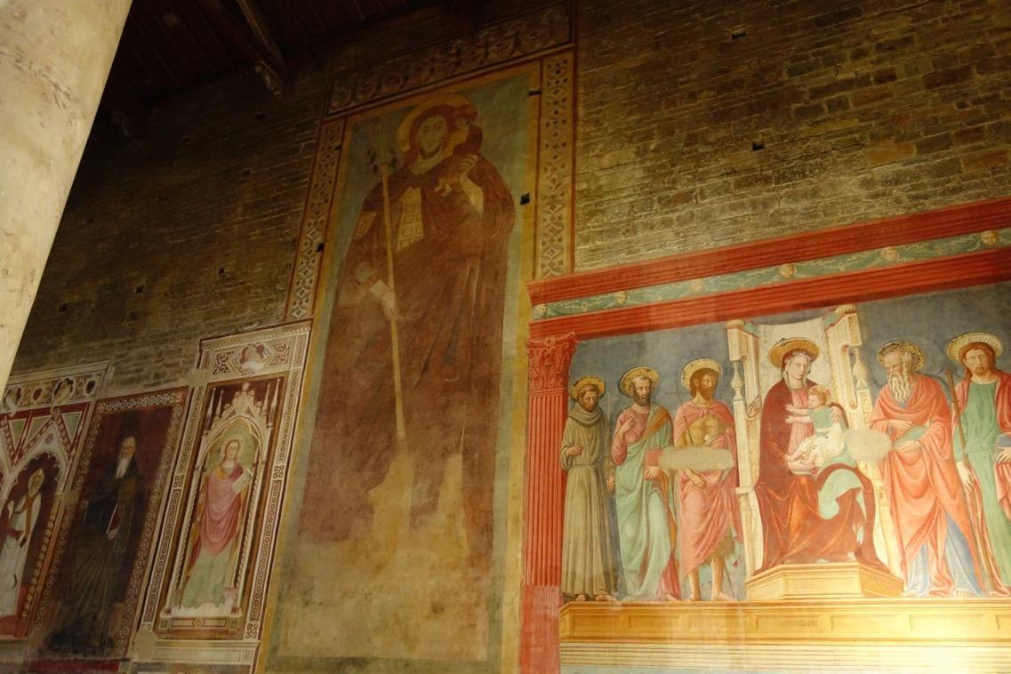 サン・ミニアート・アル・モンテ教会の「内観」3