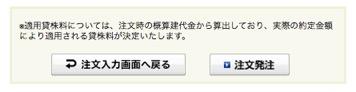 ANAホールディングス:注文入力(信用新規売)5