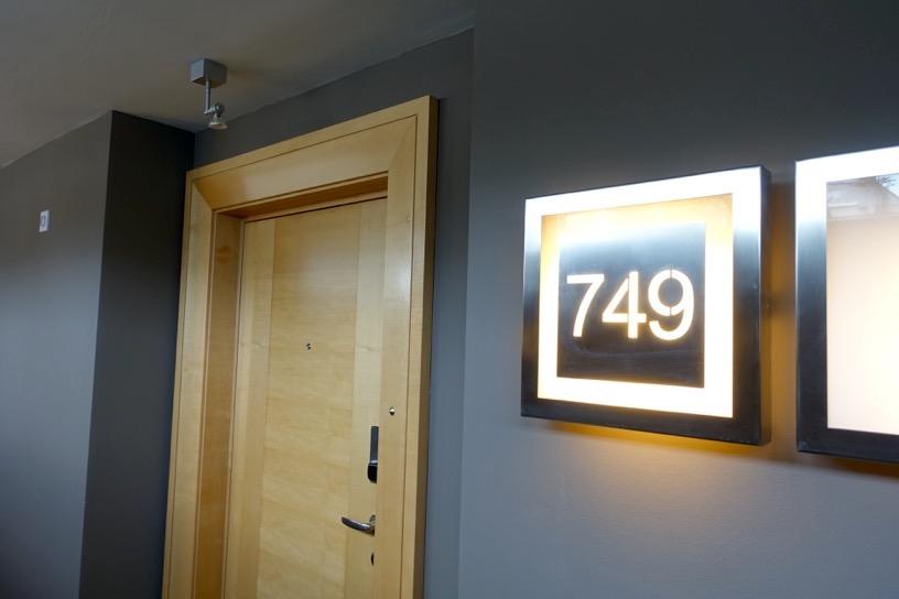 ルメディアン・ウィーンの客室:全体像と雰囲気1