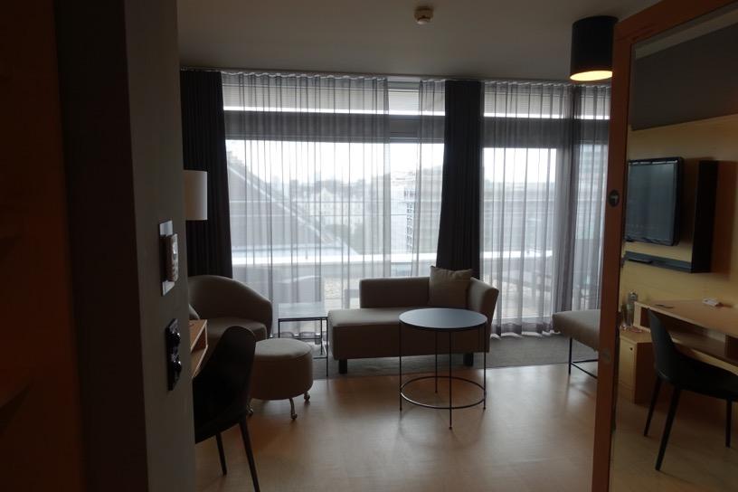ルメディアン・ウィーンの客室:全体像と雰囲気2