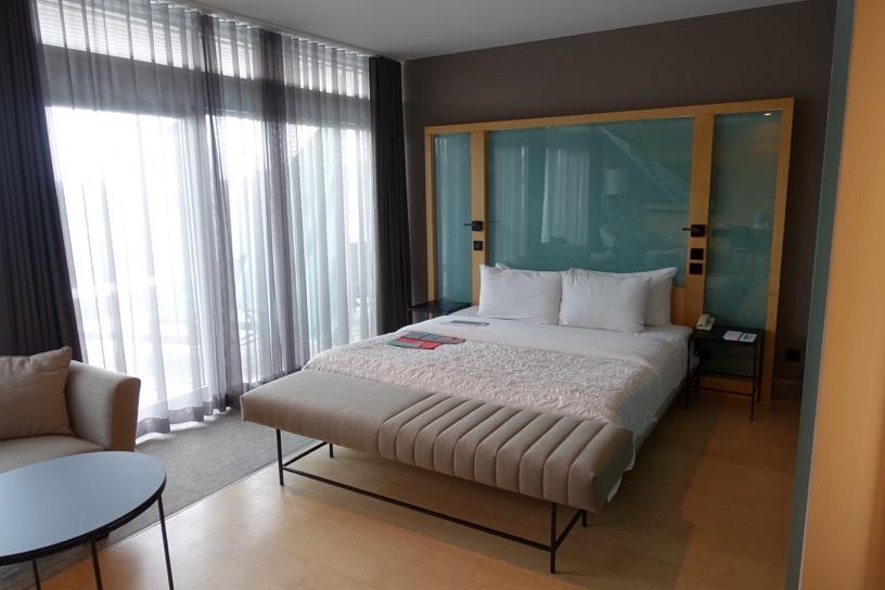 ルメディアン・ウィーンの客室:全体像と雰囲気3