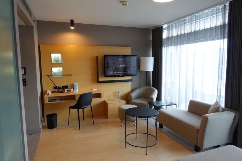 ルメディアン・ウィーンの客室:全体像と雰囲気4