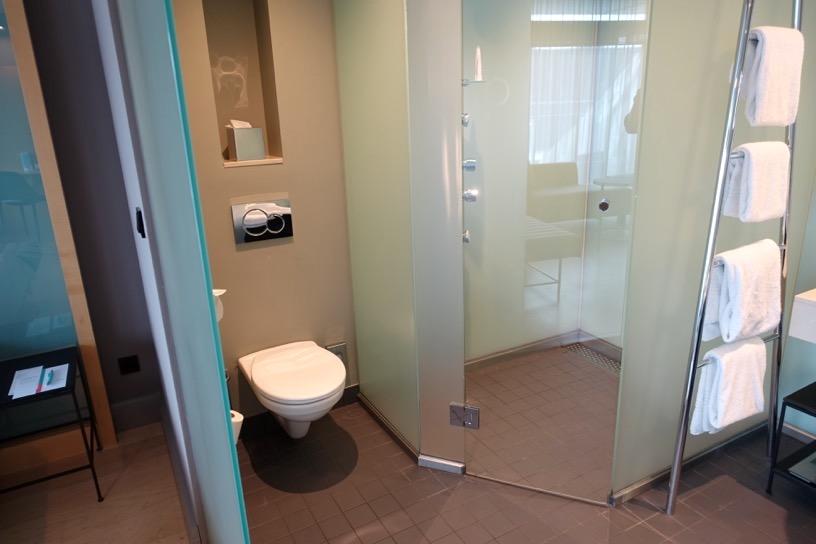 ルメディアン・ウィーンの客室:バスルーム4