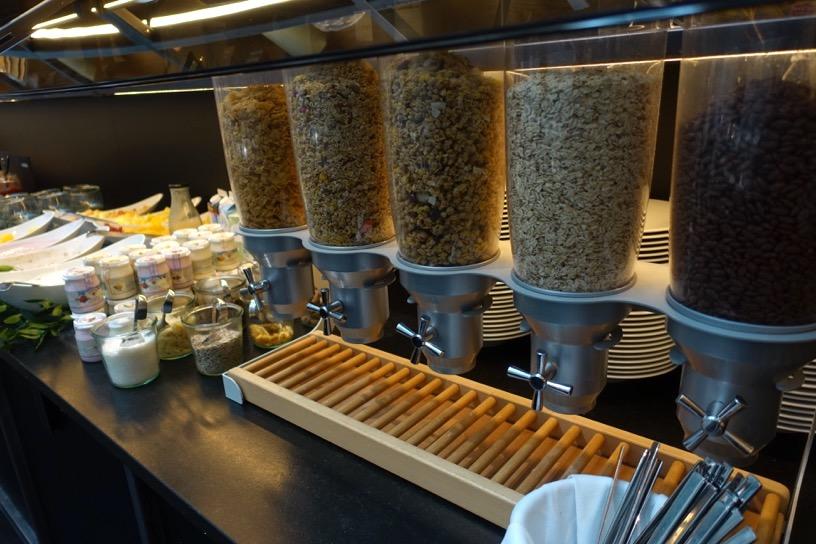 朝食ビュッフェ:フードの品揃え8