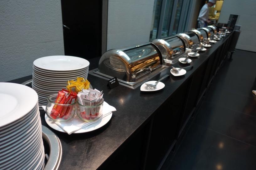 朝食ビュッフェ:フードの品揃え9