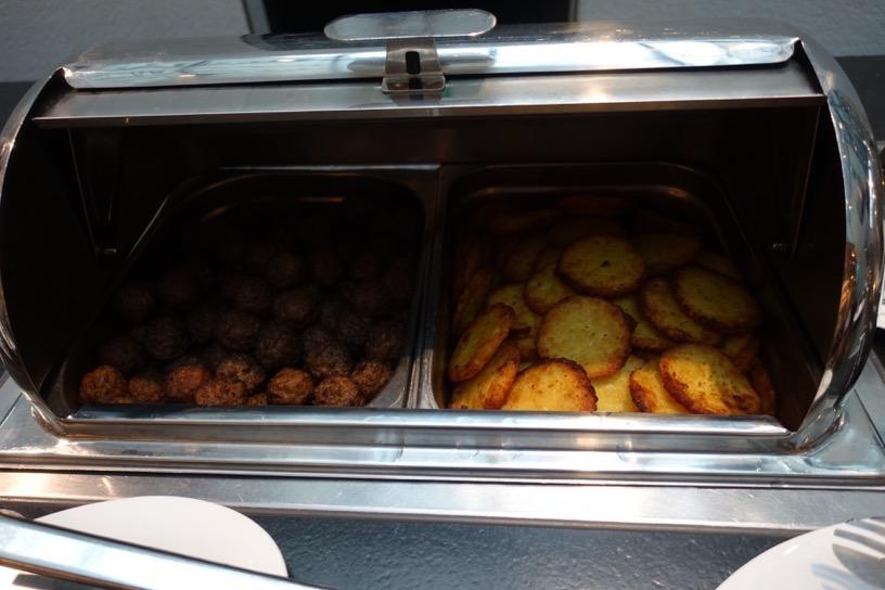 朝食ビュッフェ:フードの品揃え11