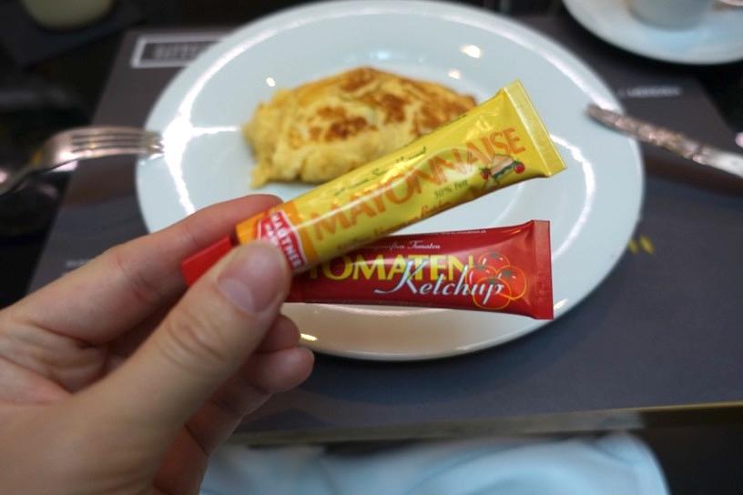 朝食ビュッフェ:実食3