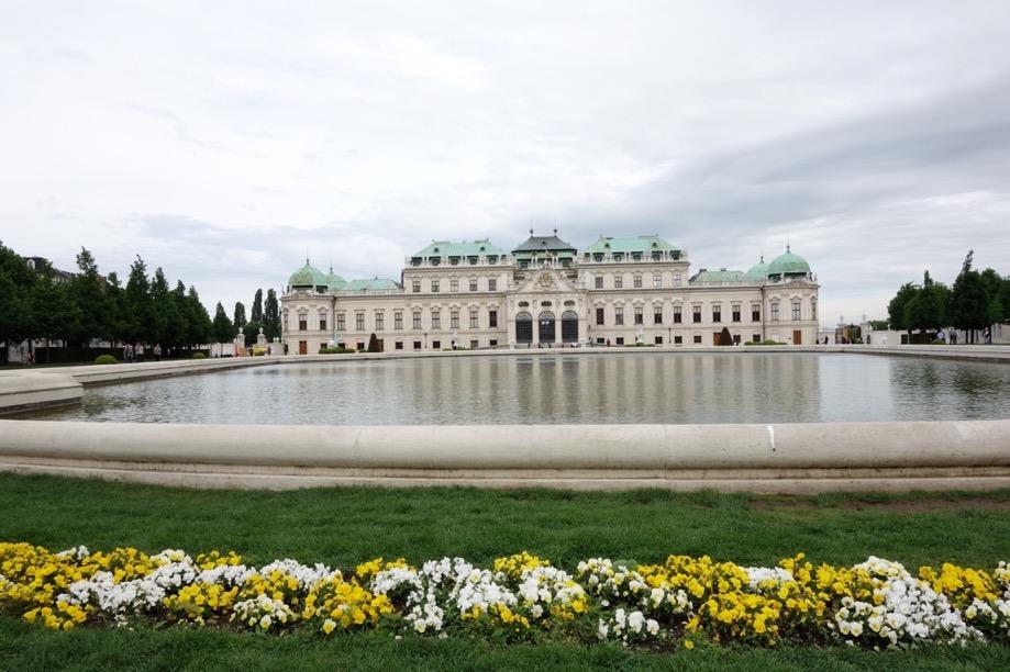 ベルヴェデーレ宮殿:庭園3