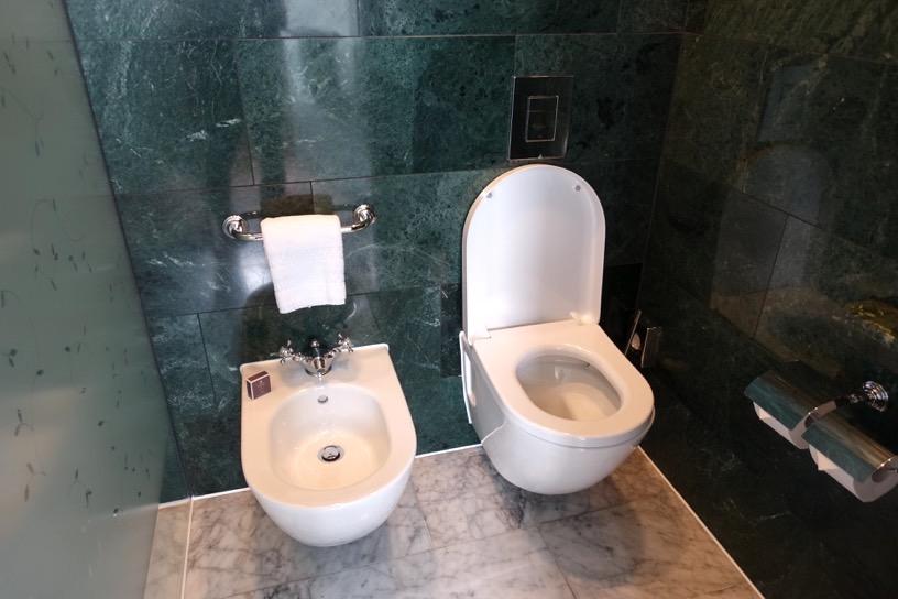 客室(ジュニアスイート):バスルーム&アメニティ5