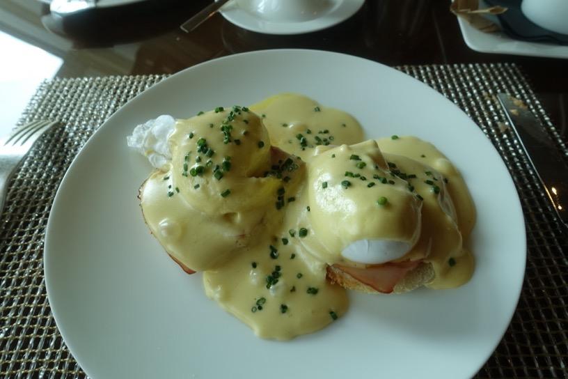 クラブラウンジ:朝食9