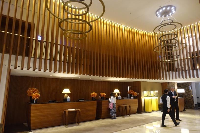 ザ・リッツ・カールトン ウィーン:ホテルの外観とロビー5