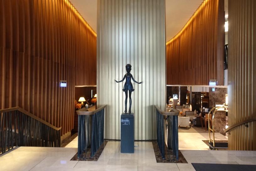 ザ・リッツ・カールトン ウィーン:ホテルの外観とロビー2