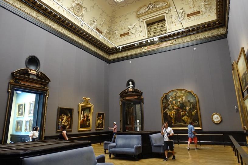 美術史美術館:絵画ギャラリー2