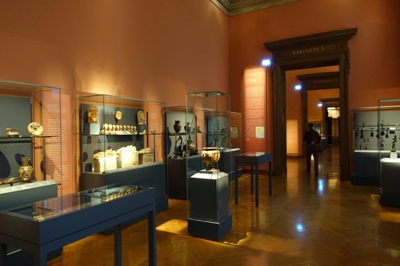 美術史美術館:古代ギリシャ・エジプト・ローマ・コレクション1