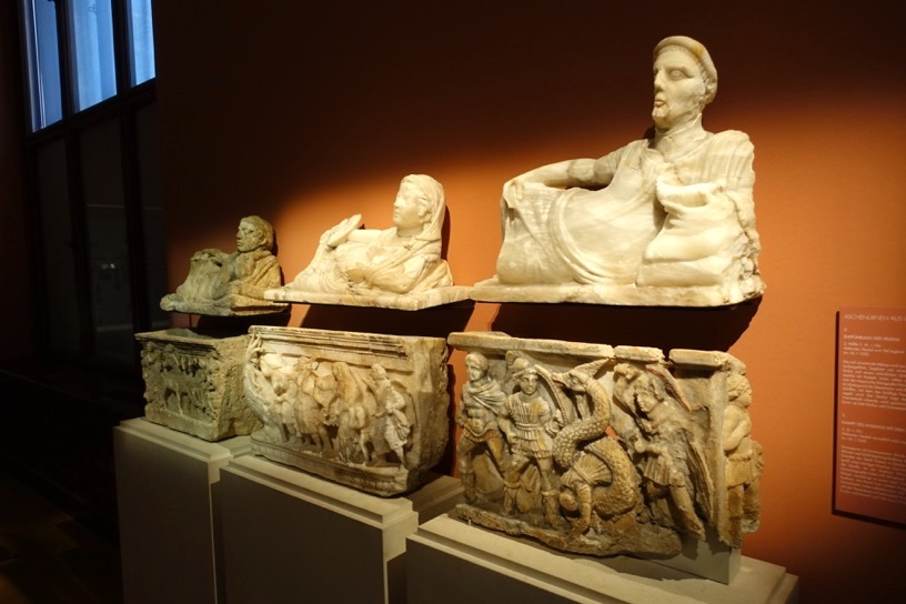 美術史美術館:古代ギリシャ・エジプト・ローマ・コレクション4