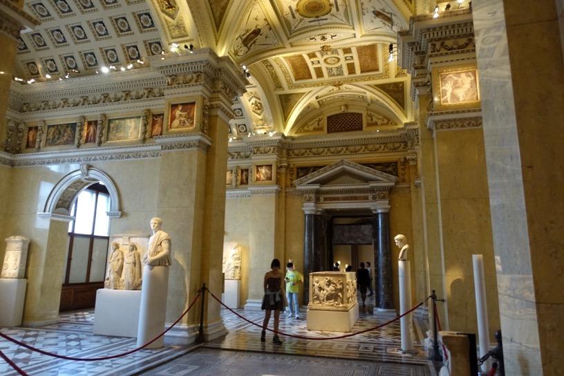 美術史美術館:古代ギリシャ・エジプト・ローマ・コレクション2