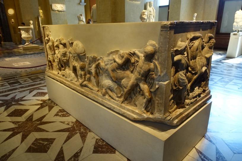 美術史美術館:古代ギリシャ・エジプト・ローマ・コレクション3