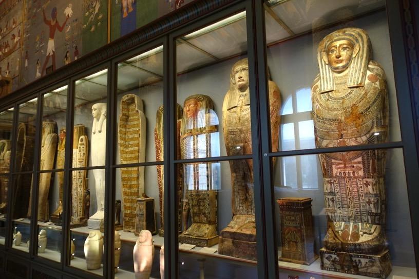 美術史美術館:古代ギリシャ・エジプト・ローマ・コレクション6