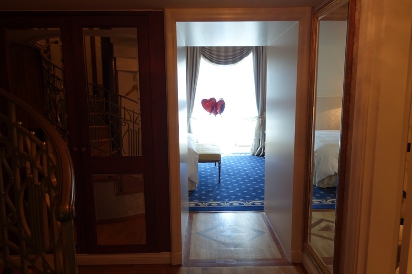 ホテル インペリアル ウィーン:客室(メゾネットスイート)2