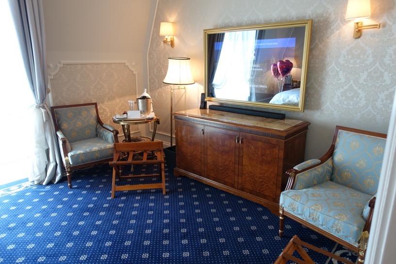 ホテル インペリアル ウィーン:客室(メゾネットスイート)3