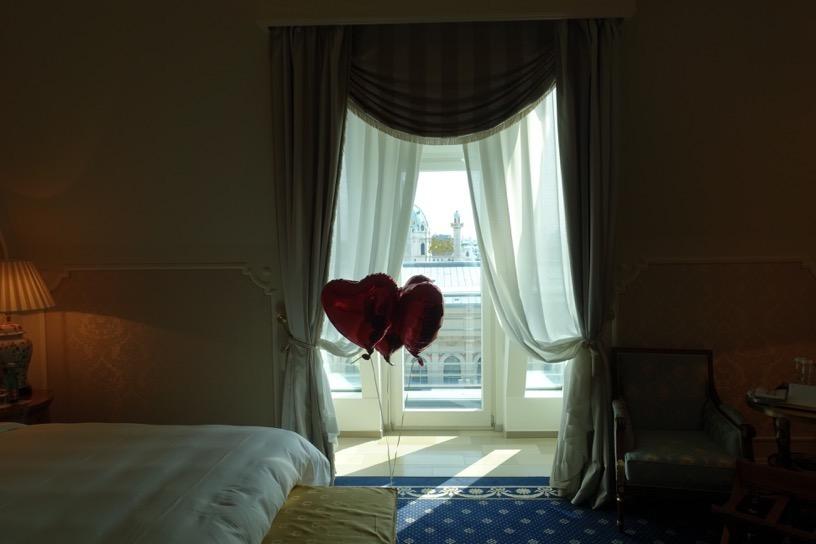 ホテル インペリアル ウィーン:客室(メゾネットスイート)6