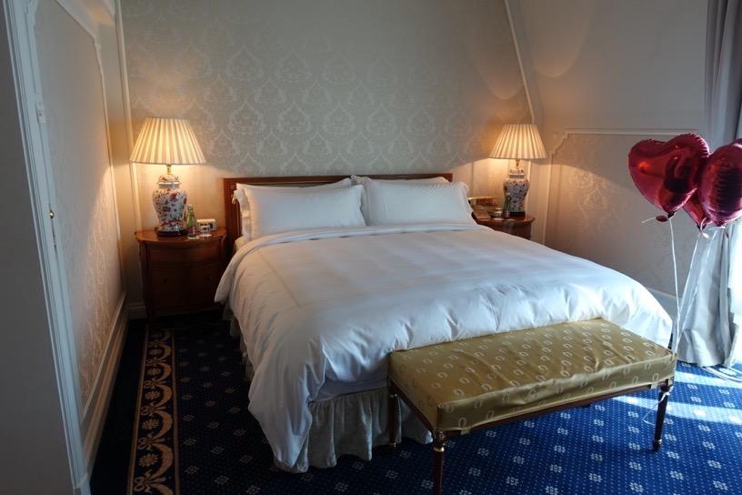 ホテル インペリアル ウィーン:客室(メゾネットスイート)4