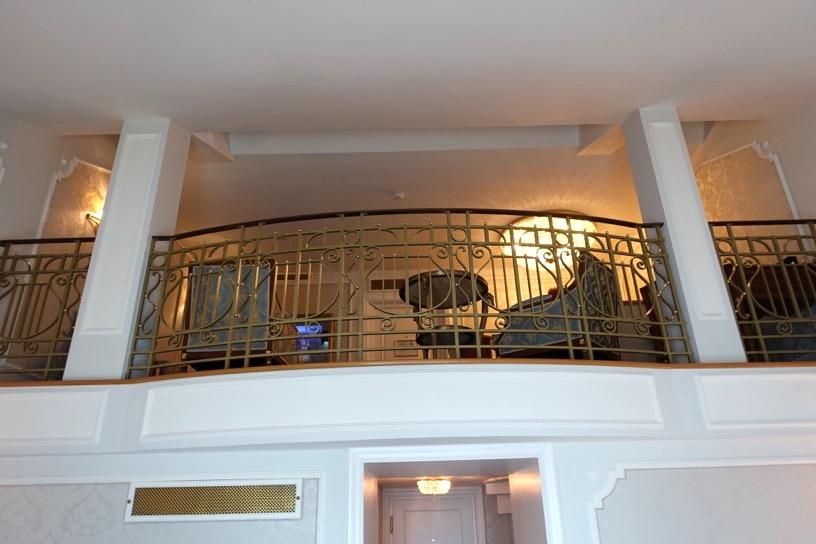 ホテル インペリアル ウィーン:客室(メゾネットスイート)5