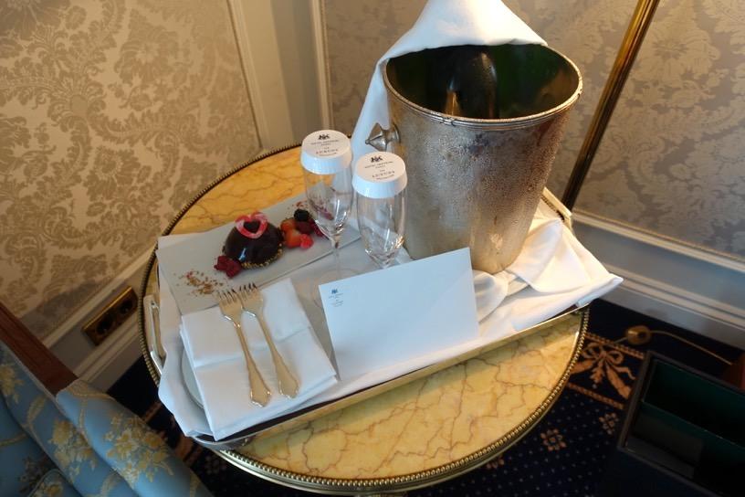 ホテル インペリアル ウィーン:客室(メゾネットスイート)7