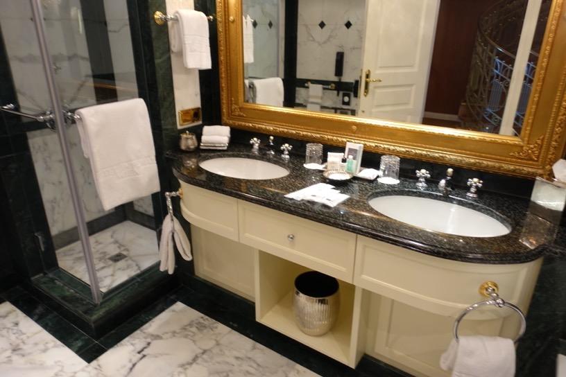 ホテル インペリアル ウィーン:バスルームとアメニティー2