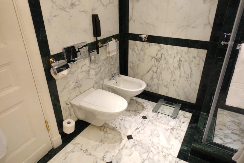 ホテル インペリアル ウィーン:バスルームとアメニティー7