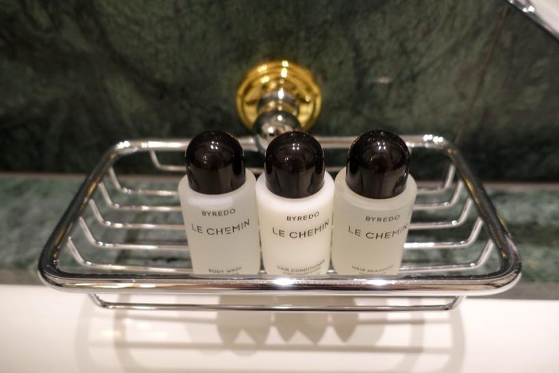 ホテル インペリアル ウィーン:バスルームとアメニティー4