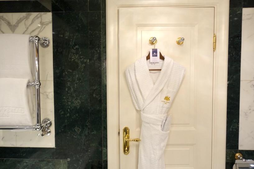 ホテル インペリアル ウィーン:バスルームとアメニティー8