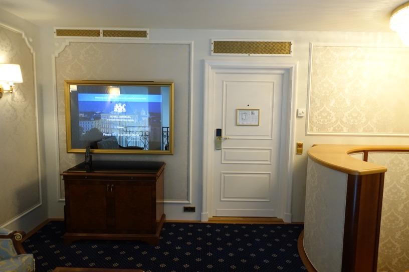 ホテル インペリアル ウィーン:メゾネット5