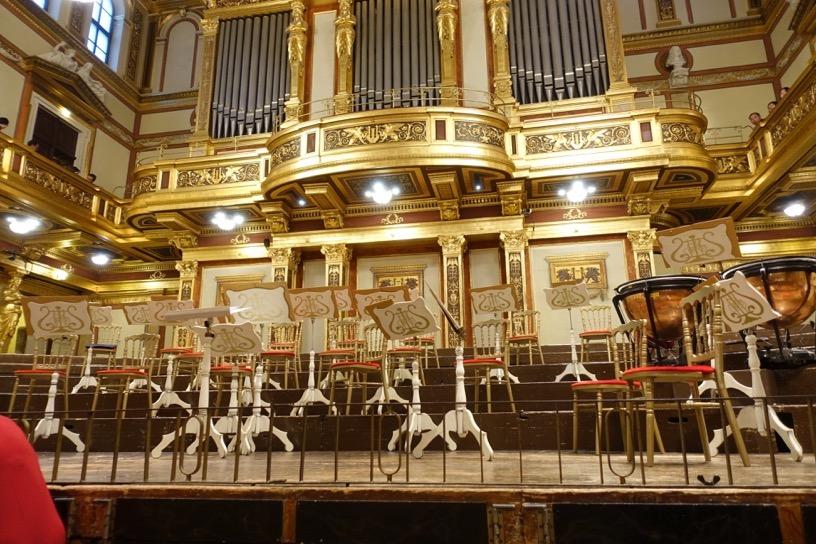 楽友協会ホール「黄金の大ホール」5