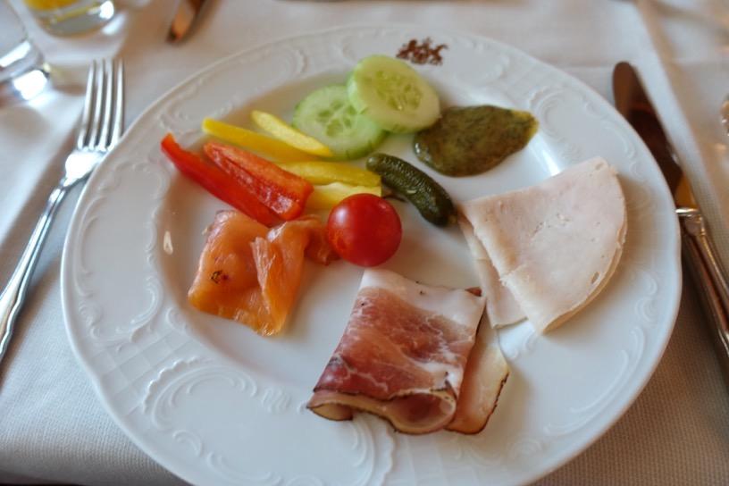 朝食ビュッフェ:実食4