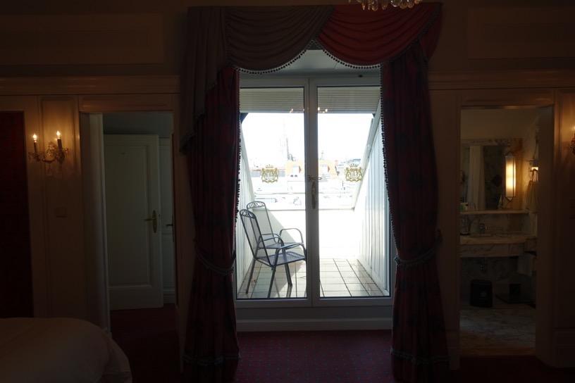 ホテル ブリストル ウィーン:客室(ジュニアスイート)1
