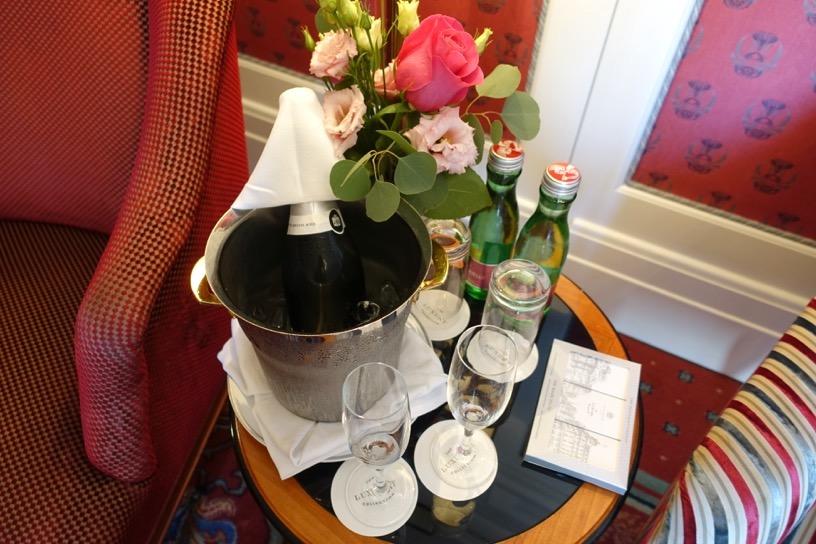 ホテル ブリストル ウィーン:ウェルカムギフト1