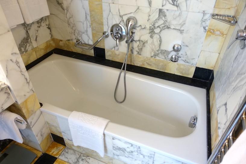 ホテル ブリストル ウィーン:バスルーム5