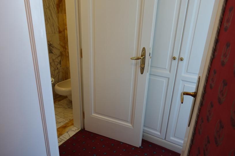 ホテル ブリストル ウィーン:トイレ1