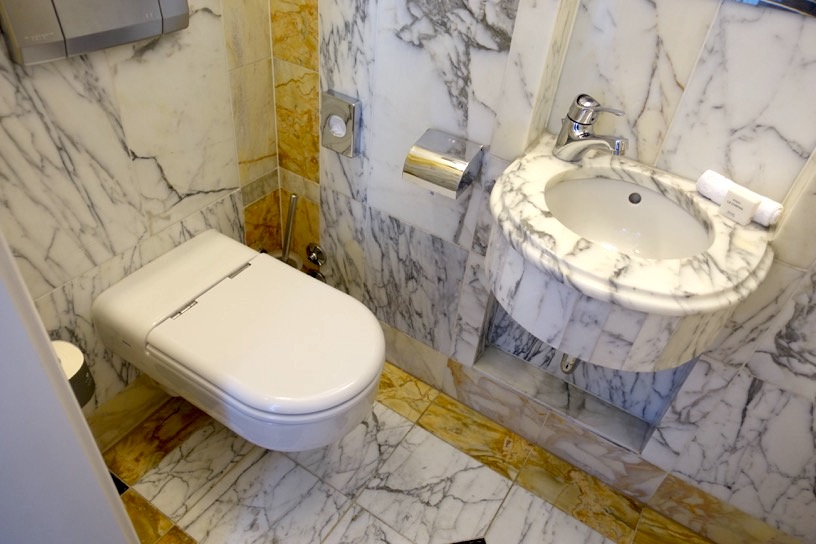 ホテル ブリストル ウィーン:トイレ2