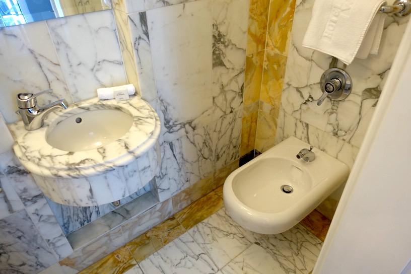 ホテル ブリストル ウィーン:トイレ3
