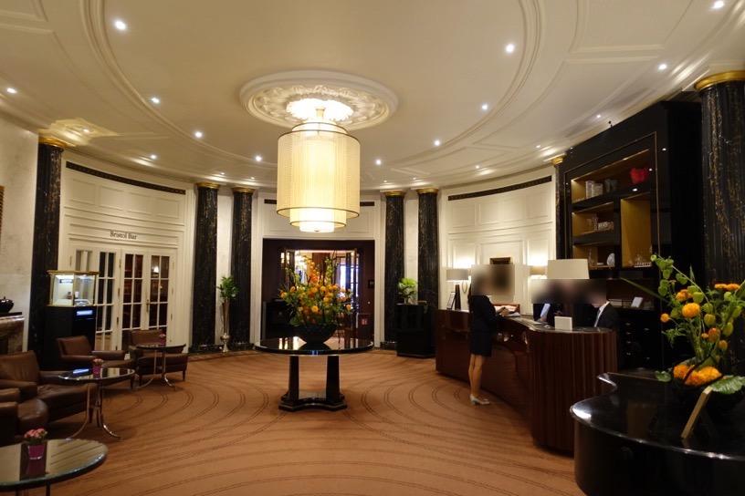 ホテル ブリストル ウィーン:ロビー2