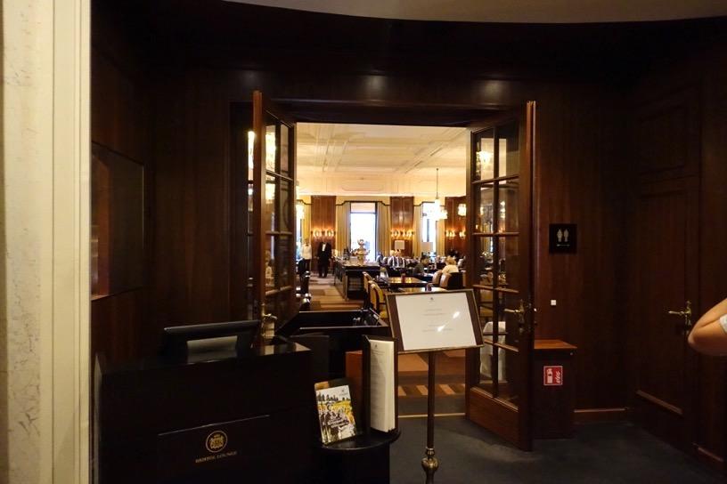 ホテル ブリストル ウィーン「ブリストル ラウンジ」の外観2