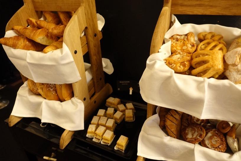 ブリストル ラウンジ:朝食ビュッフェのフード8