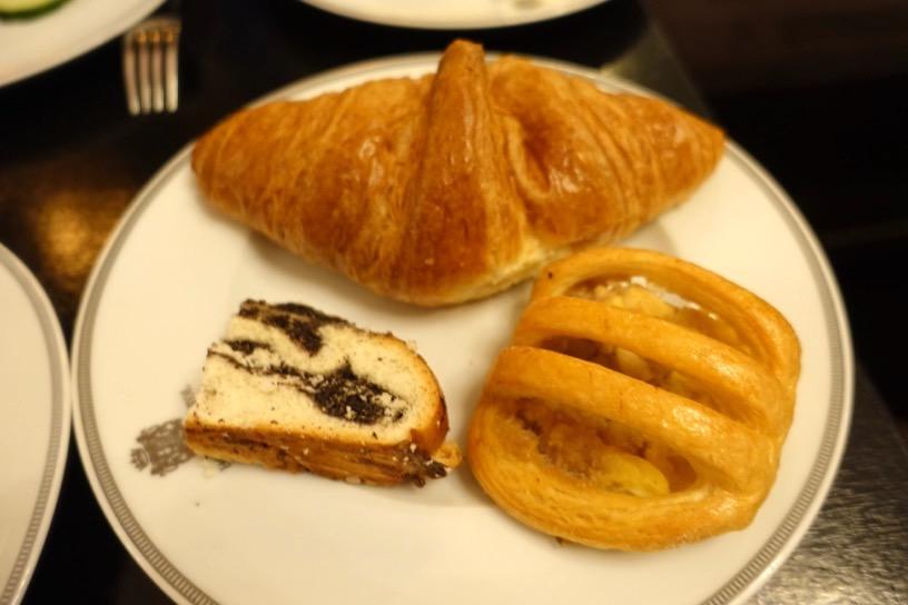 ブリストル ラウンジ:朝食ビュッフェの実食4
